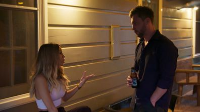 Jason and Alana struggle to get their relationship back on track after a heart-to-heart