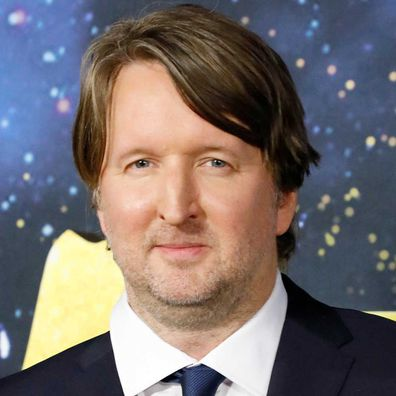 Tom Hooper at Cats premiere.