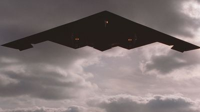 Chinese stealth bomber 'could strike Hawaii'