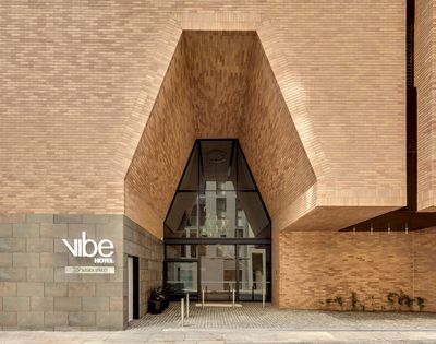 Vibe Hotel - WMK Architecture Sydney, New South Wales