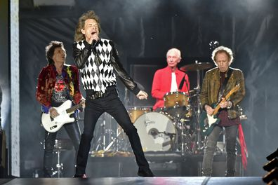Mick Jagger resumes The Rolling Stones tour