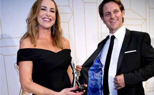 ABC's War on Waste won the Logie for Most Outstanding Documentary. Image: AAP