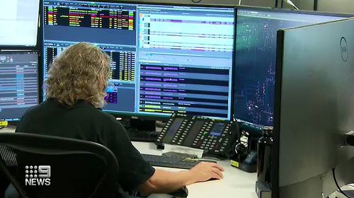 As much of Queensland's east coast continues to recover from the state's biggest blackout in history, 9News was invited in the south east's energy epicentre.