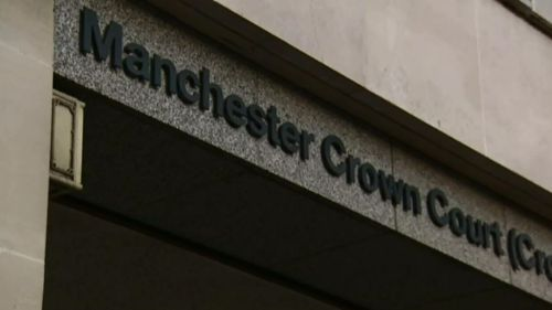 The sentencing will take place in Manchester Crown Court. (9NEWS)