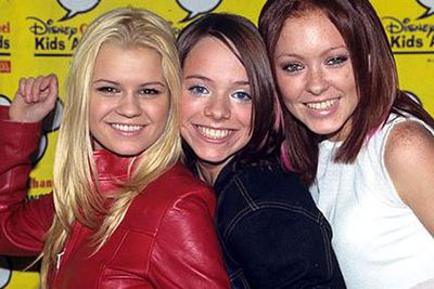 We're not surprised you don't recognise the original Atomic Kitten's... with Kerry Katona replaced by Jenny Frost in 2000.<br/> <br/>Between 2002 and 2004, the group released studio albums <i>Feels So Good</i> and <i>Ladies Night</i>, selling 10 million records worldwide. <br/><br/>Despite the trio's success, the girl band split at the end of 2004, reuniting for ITV2 series <I>The Big Reunion</i> six years later. <br/>