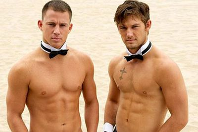 "The only time we want these hotties to fight is if there's jelly involved! Unfortunately for us, that wasn't the case on-set of <i>Magic Mike</i>...despite the lack of shirts in most sexy scenes. <br><br>""Channing thought Alex was a total diva,"" a source said after filming. ""Alex was a total jerk to everyone filming for no reason. He thought he was the star of the movie! They all had massive fights on set."" <br>"