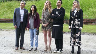 Schitt's Creek cast
