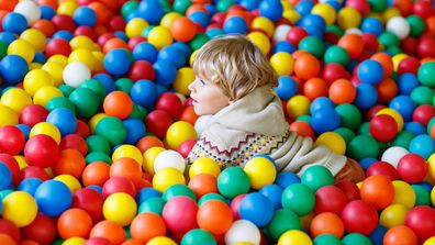 Why you should never let your kids play in a ball pit