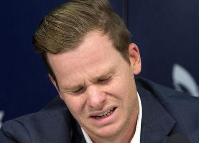 """<a href=""""https://www.9news.com.au/national/2018/03/29/16/06/steve-smith-press-conference-sydney-airport-cricket-ball-tampering-david-warner-cameron-bancroft"""" target=""""_blank""""><em>""""I know I'll regret this for the rest of my life. I'm absolutely gutted. I hope in time I can earn back respect and forgiveness.""""</em><br /> </a>"""