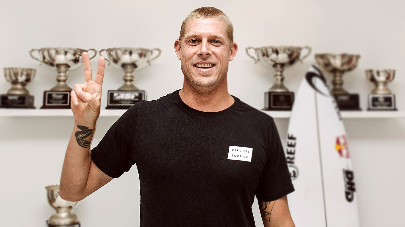Aussie surfing legend Mick Fanning announces retirement from WSL Championship Tour