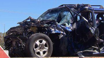 190703 Darwin fatal crash mum charged alleged collision killed young son man crime news NT Australia
