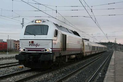Thello sleeper train -- from Paris, France to Rome, Italy