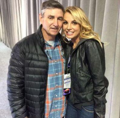 Britney Spears, dad Jamie Spears