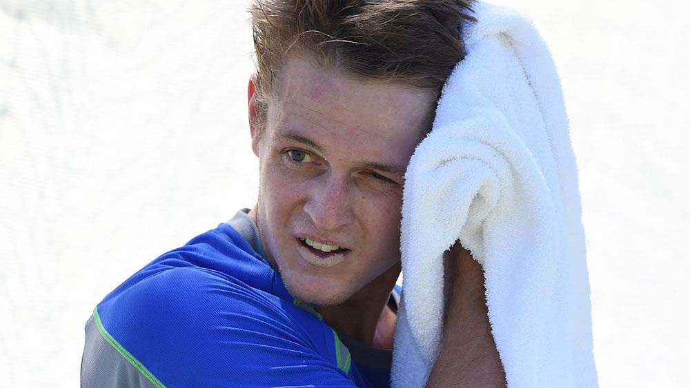 Joe Mennie will be hoping for improved results against the Proteas. (AAP)