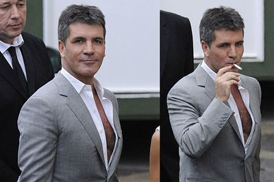 """Simon sure knows how to satisfy a lady - according to Simon. A fan of regular vitamin shots, he reckons he gave a female co-star (who will remain unnamed) a vitamin shot that made her feel more than a little perky. <br/><br/>""""I did say to this girl, you are going to have a slightly unusual experience here,"""" Simon recalled. <br/><br/>""""Then five minutes before we were going to go on air she was in one of the dressing rooms and she actually had two orgasms during it."""" he said. """"True story."""""""