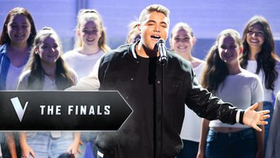 The Finals: Jordan Anthony 'Somebody To Love'