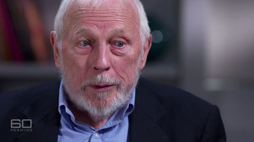 Ron Miscavige escaped the Church.