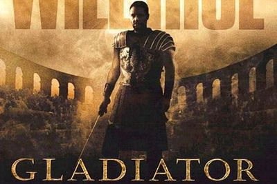 """<b>Why you should see it?</b> """"Starring the Colosseum, and ably supported by Russell Crowe's battered body, this movie does a surface scan of the bloody carnage created by gladiatorial combat provided as entertainment for the Roman masses, and the clandestine violence perpetrated by the young Caesar Commodus in his desperation for power."""" - NZine"""