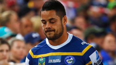 Jarryd Hayne declines to comment on sexual assault allegations