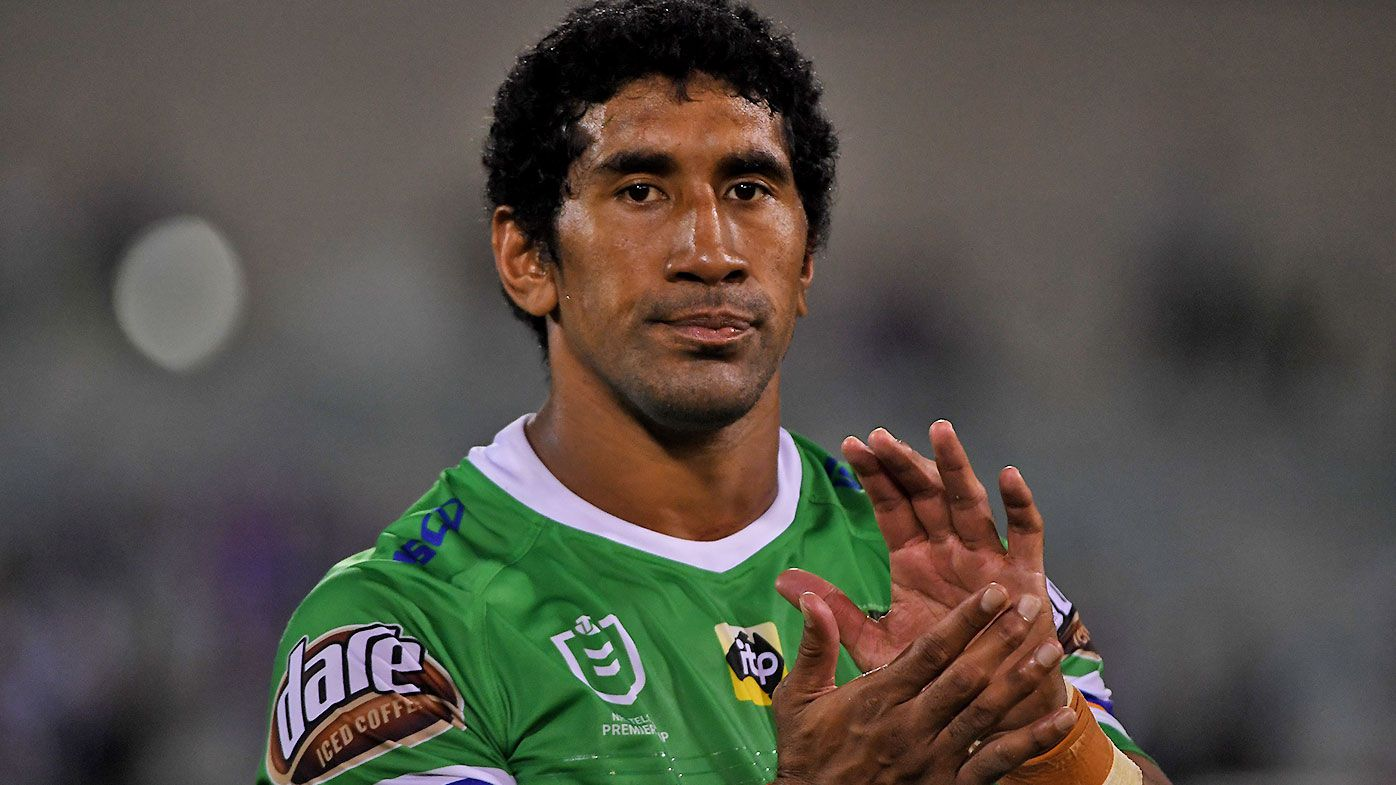 'I'm at ease with everything': Beloved Raiders veteran Sia Soliola announces retirement