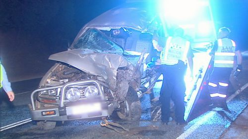 A woman in her 40s was killed in a crash in Gidgegannup, 40 kilometres from Perth.