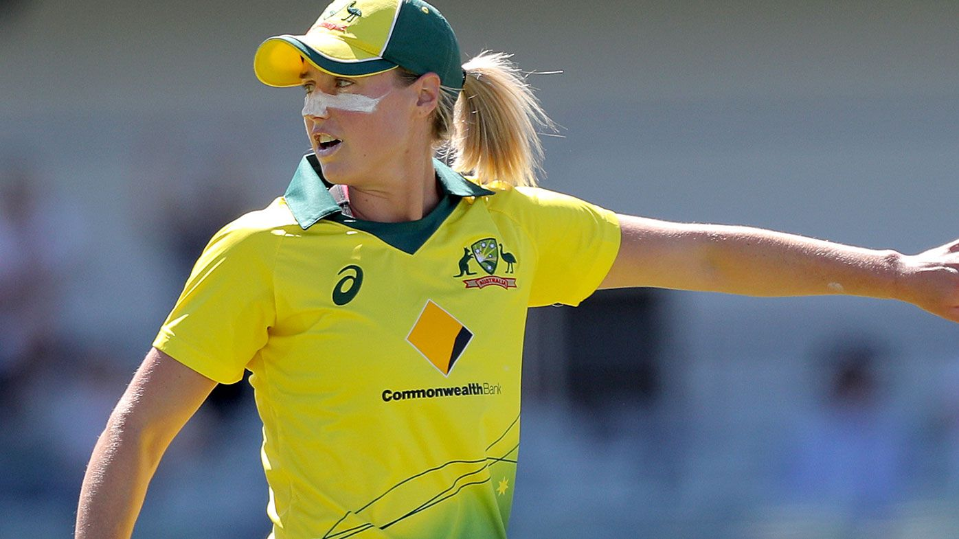 Ellyse Perry admits 'breakdown in communication' but backs Cricket Australia after missed T20 payday