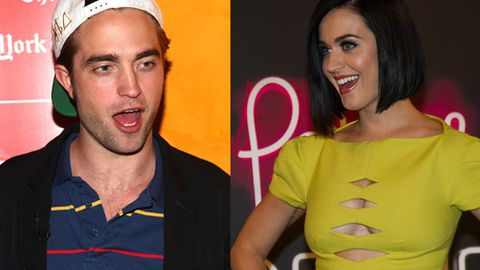 Robert Pattinson and Katy Perry spotted on a date: 'He was looking at her breasts all night'