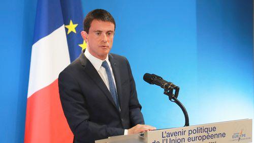 Olympics: French PM commits one billion euros to 2024 bid