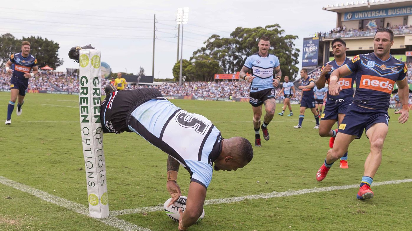 Gallen matches ET in dominant victory over Titans