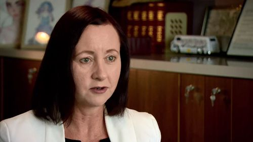 Queensland Attorney General Yvette D'Ath hopes national laws will follow.