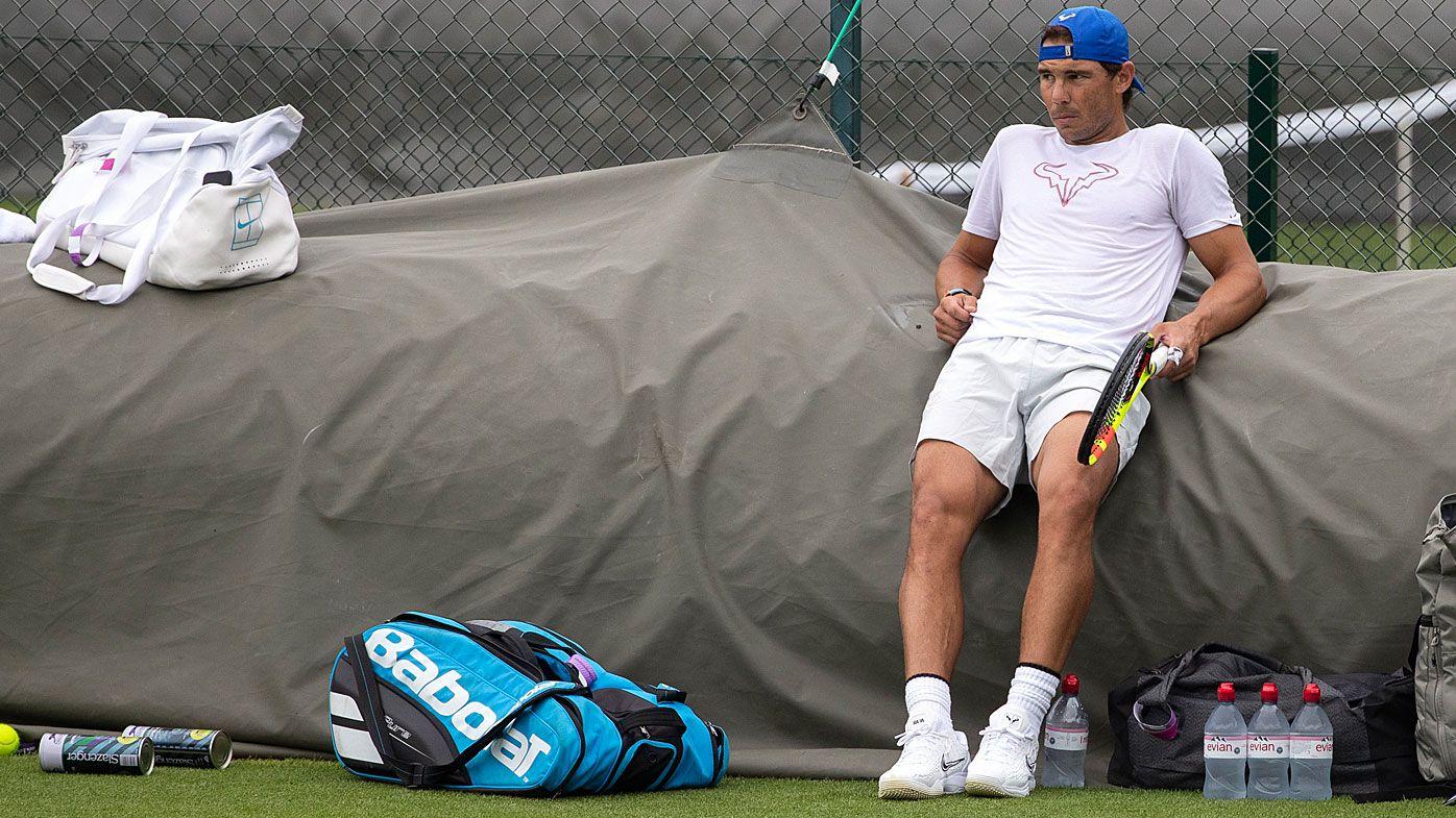Marin Cilic hands Rafael Nadal Wimbledon reality check