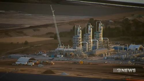 """A moratorium on fracking in WA has been lifted for two per cent of the state's land, with the premier admitting """"not everyone will be thrilled."""""""