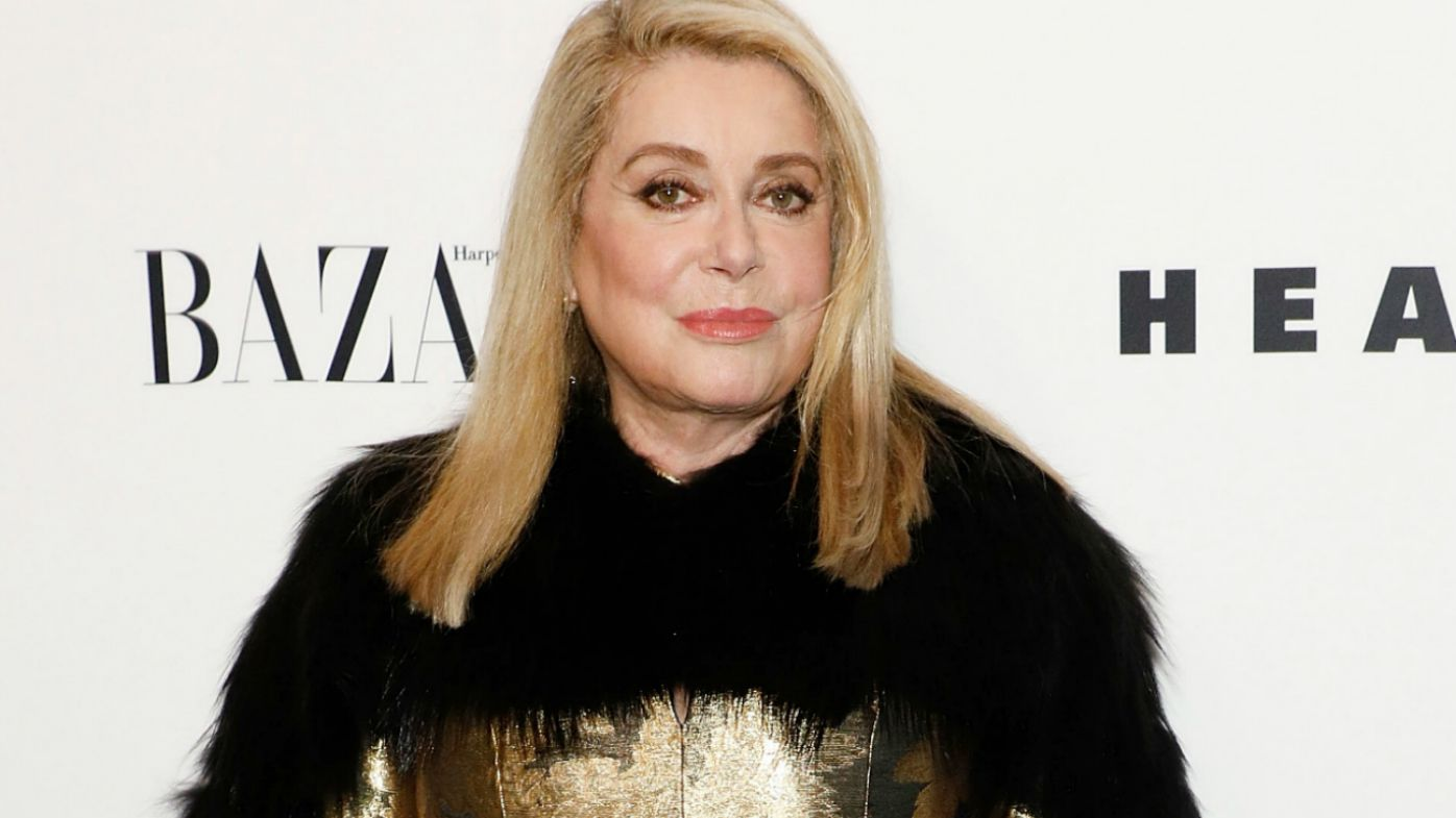 French actress Catherine Deneuve defends men's 'right' to chat up women
