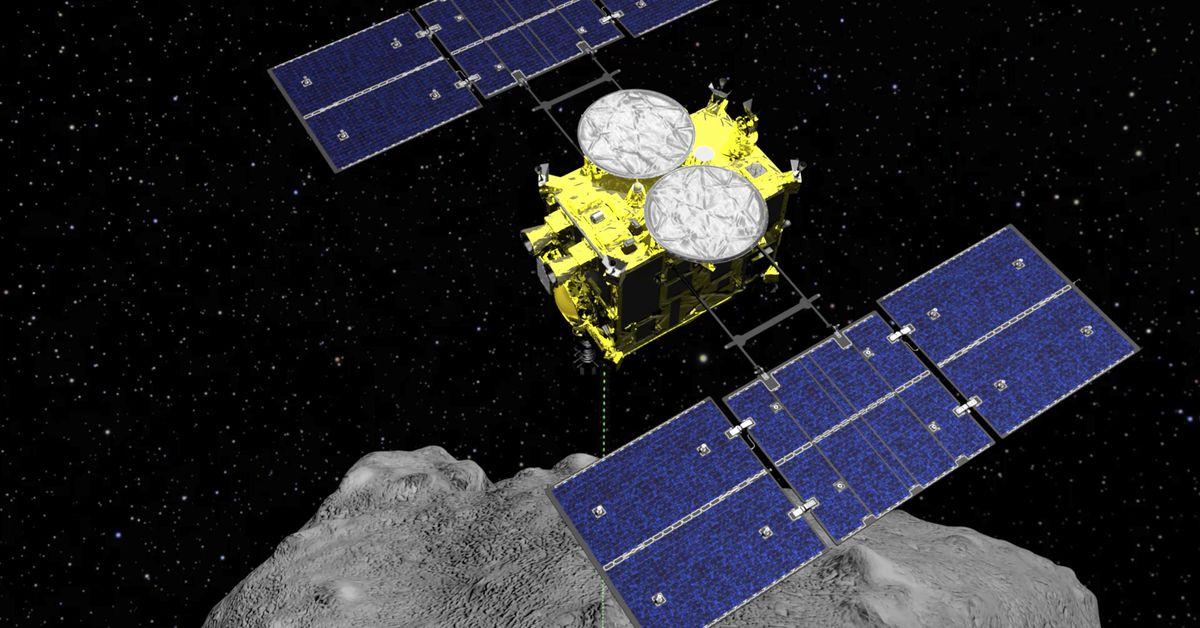 Japan capsule carrying asteroid samples that could explain origin of life lands in Australia – 9News