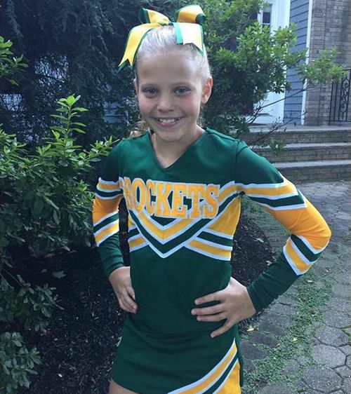 12-year-old Mallory Grossman died of suicide after months of ongoing bullying. (Facebook)