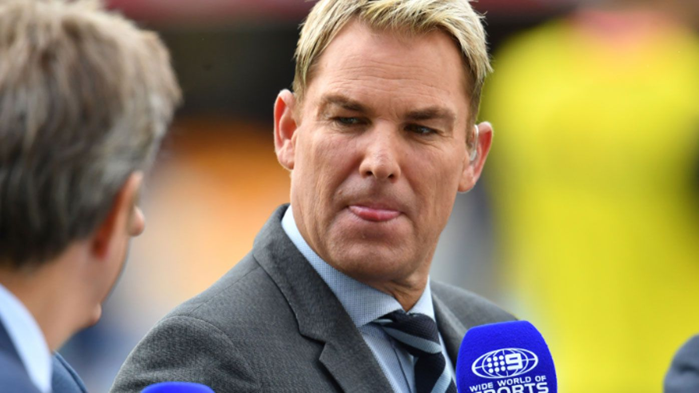 Shane Warne refuses to rule out making a run for national coach