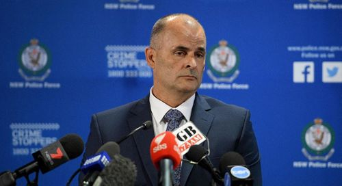 Police told media today they have made a record number of arrests during their three year investigation.