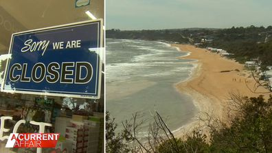 Mornington Peninsula pleads to be let out of lockdown.