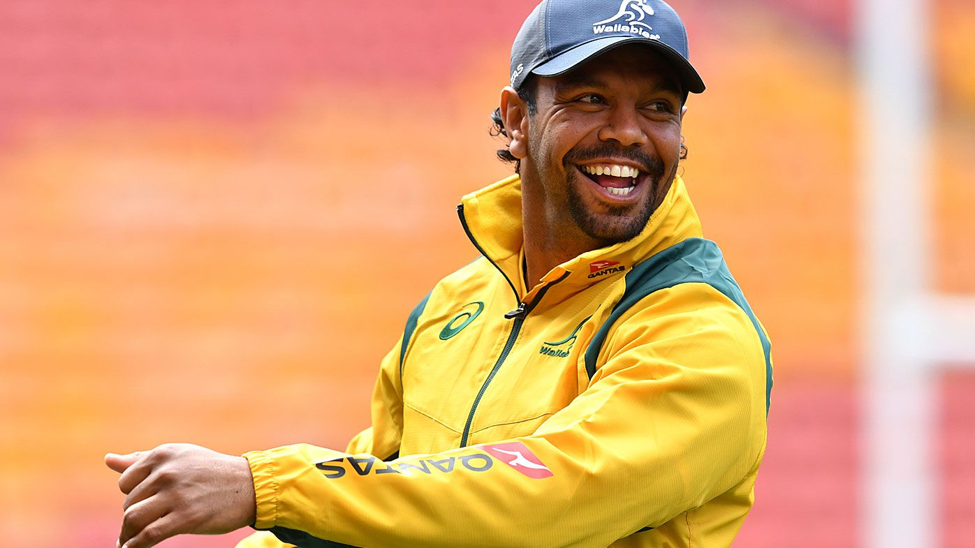 Kurtley Beale's axing down to form, says Michael Cheika