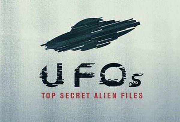 UFOs: Top Secret Alien Files