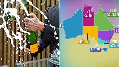 Do you live in Australia's luckiest suburb?