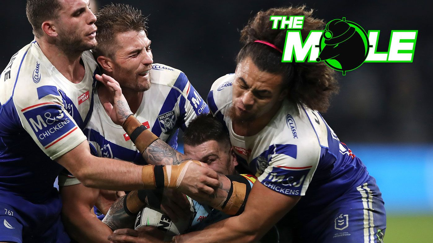 The Mole: Bulldogs prepare for mass player clean-out as dreaded wooden spoon looms