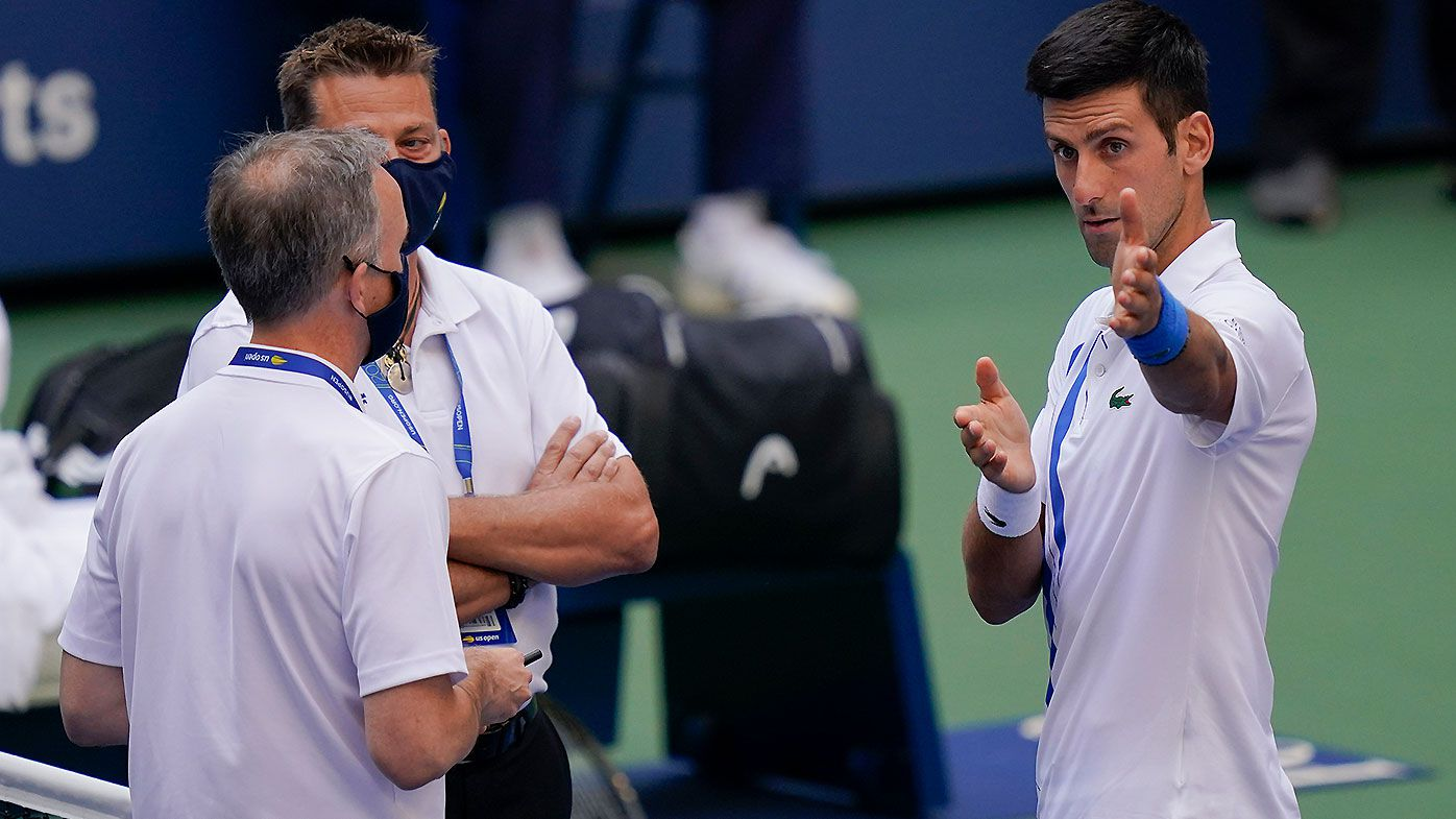 'The facts were so clear': US Open tournament referee explains why Novak Djokovic had to go