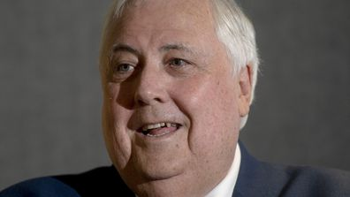 Clive Palmer intends to run for the Queensland seat of Herbert, which includes Townsville, at the Federal election slated for May.