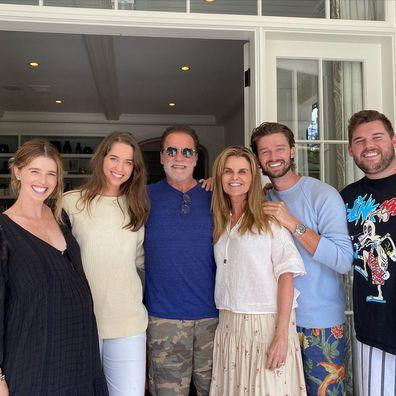 Katherine Schwarzenegger, dad, Arnold Schwarzenegger, Father's Day post, Instagram, photo