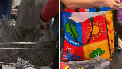 'Cost is going to add up' with plastic bag ban