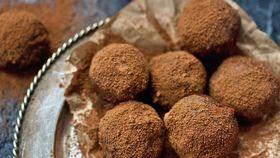Bailey Irish cream truffle