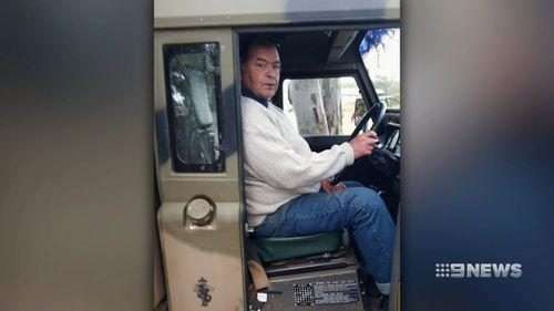 Steven Heinrickson, 63, was found dead in his home.