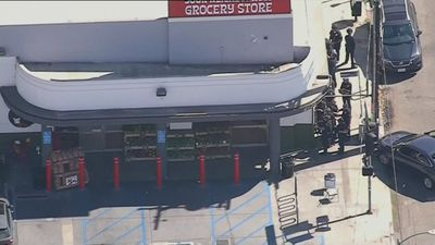 'Active shooter' holds up Trader Joe's supermarket