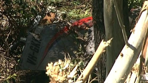 Rescue crews will now attempt to retrieve the three bodies. (9NEWS)